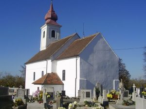 Hidroizolarea - Biserica romano-catolică din satul Vasvár