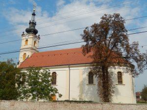 Orthodox church Ciacova, Romania