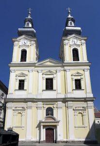 Saborna crkva u Temišvaru - zaštita od kapilarne vlage